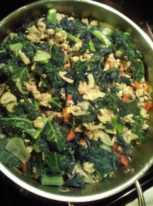 kale dish