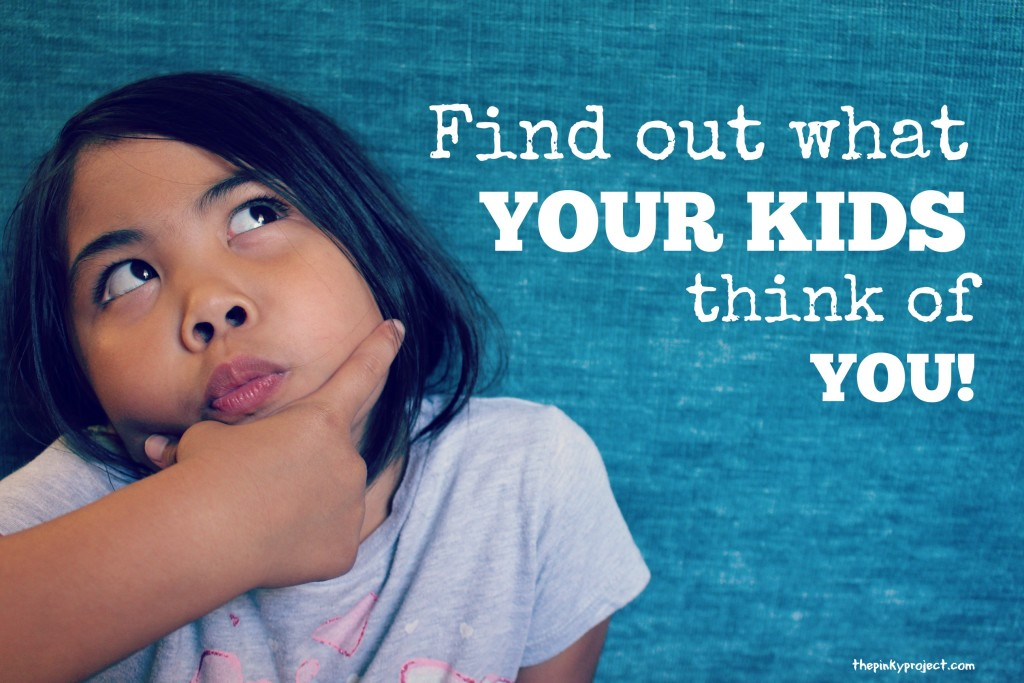 kids think of you poster