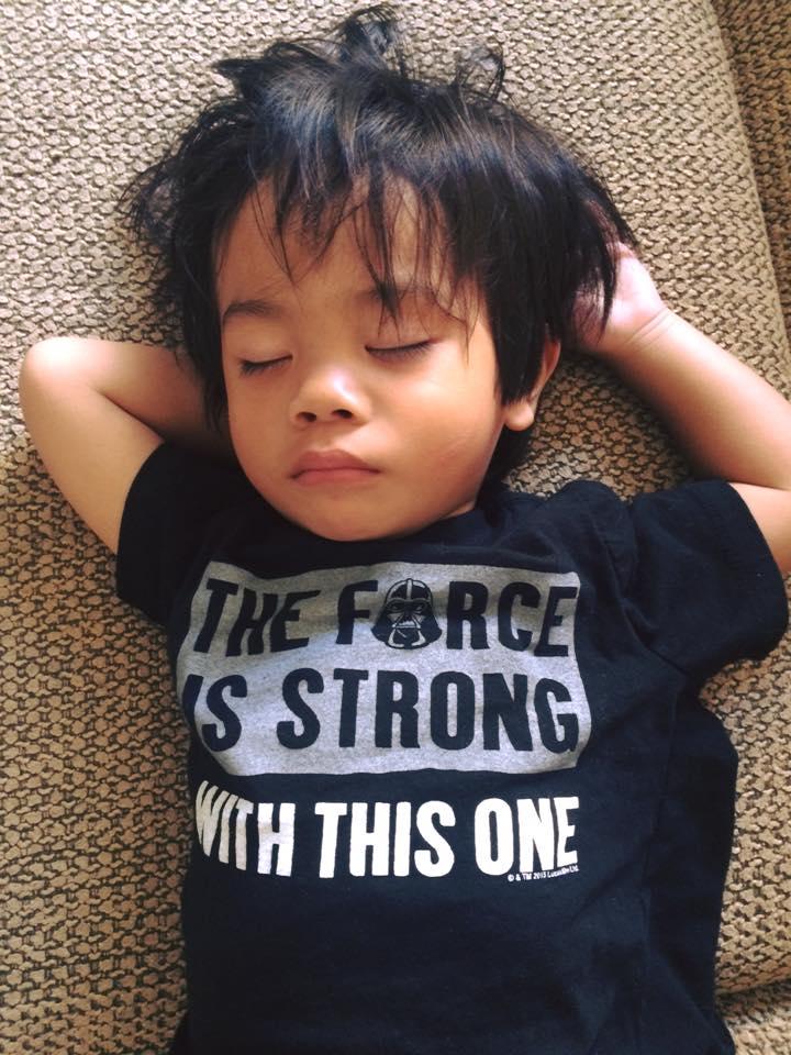 the sleep force
