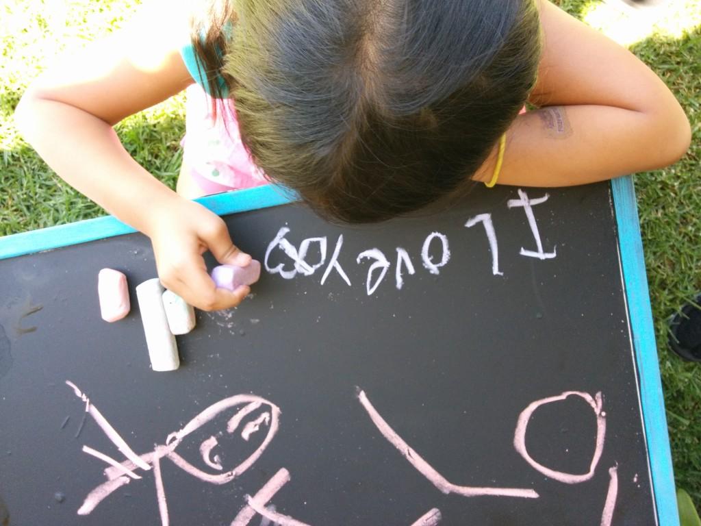 alana on writing i love you