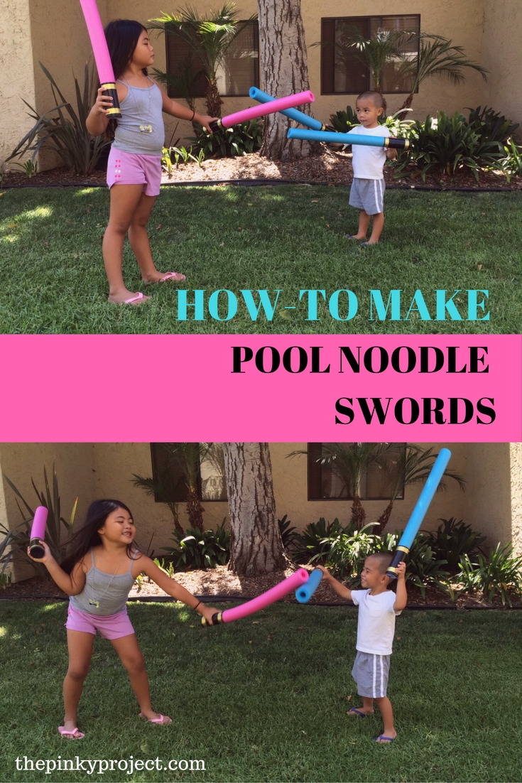 Pool Noodle Swords_Pinterest