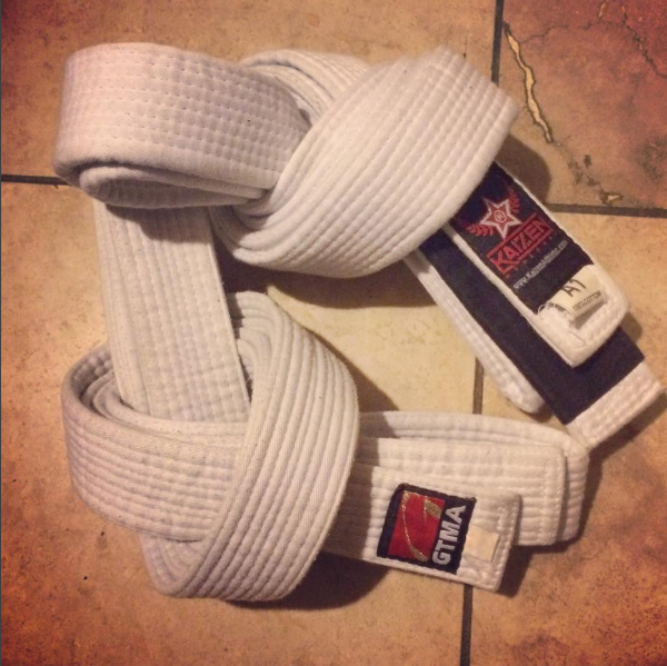 white belts
