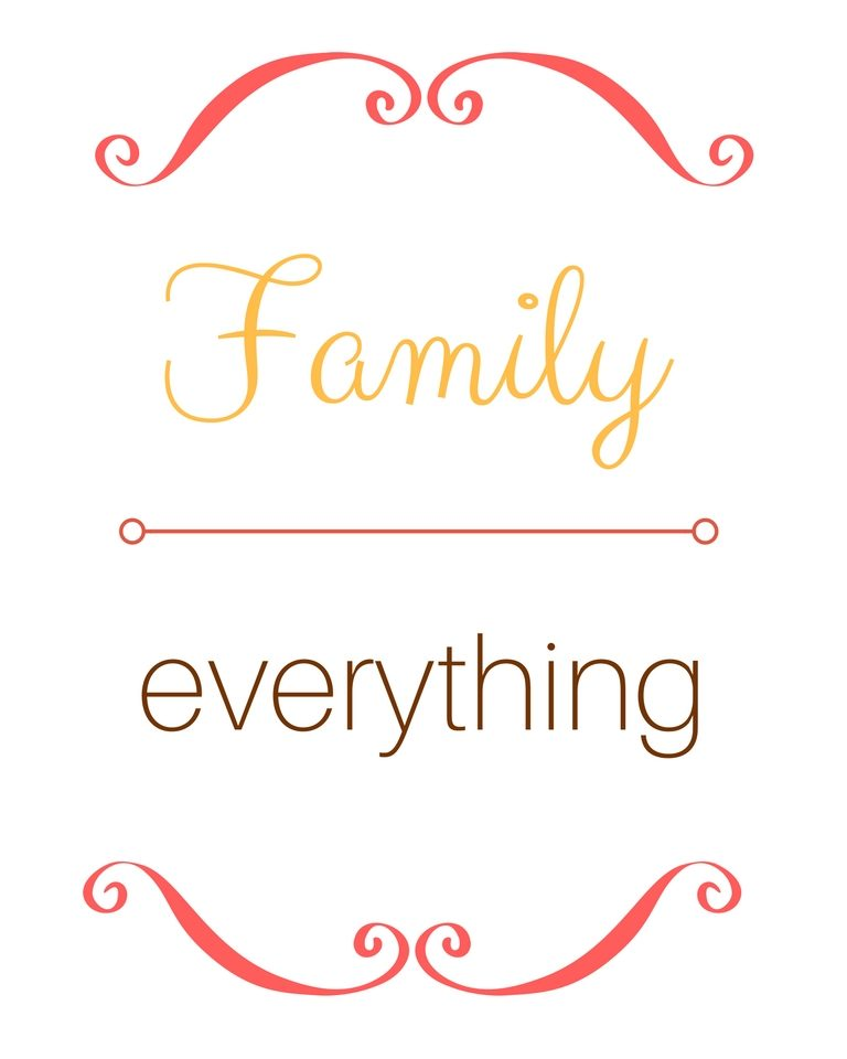 family-over-everything