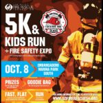 San Diego Fire Rescue 5K & Kids Run| Saturday, October 8, 2016