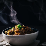 leftover thanksgiving turkey recipes - turkey fried rice